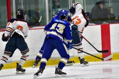 CIAC Ice Hockey; L.H.- H-K, Cogin. 8 vs Newtown 1 - Photo # (257)