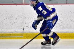 CIAC Ice Hockey; L.H.- H-K, Cogin. 8 vs Newtown 1 - Photo # (26)