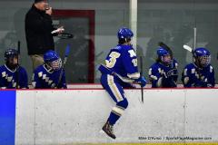 CIAC Ice Hockey; L.H.- H-K, Cogin. 8 vs Newtown 1 - Photo # (333)
