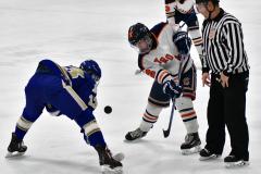CIAC Ice Hockey; L.H.- H-K, Cogin. 8 vs Newtown 1 - Photo # (573)