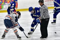 CIAC Ice Hockey; L.H.- H-K, Cogin. 8 vs Newtown 1 - Photo # (630)