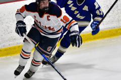 CIAC Ice Hockey; L.H.- H-K, Cogin. 8 vs Newtown 1 - Photo # (886)