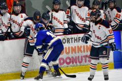 CIAC Ice Hockey; L.H.- H-K, Cogin. 8 vs Newtown 1 - Photo # (891)