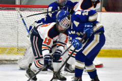 CIAC Ice Hockey; L.H.- H-K, Cogin. 8 vs Newtown 1 - Photo # (958)