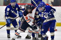 CIAC Ice Hockey; L.H.- H-K, Cogin. 8 vs Newtown 1 - Photo # (974)