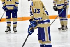 CIAC Ice Hockey; Newtown 2 vs. Daniel Hand 6 - Photo # 122