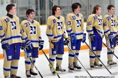 CIAC Ice Hockey; Newtown 2 vs. Daniel Hand 6 - Photo # 337