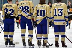 CIAC Ice Hockey; Newtown 2 vs. Daniel Hand 6 - Photo # 428