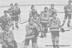 CIAC Ice Hockey; Newtown 2 vs. Daniel Hand 6 - Photo # 449