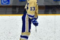 CIAC Ice Hockey; Newtown 2 vs. Daniel Hand 6 - Photo # 853