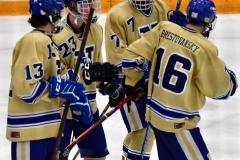 CIAC Ice Hockey; Focused on Newtown 7 vs. Mt. Everett 1 - Photo 1058