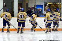 CIAC Ice Hockey; Focused on Newtown 7 vs. Mt. Everett 1 - Photo 106
