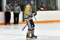 CIAC Ice Hockey; Focused on Newtown 7 vs. Mt. Everett 1 - Photo 250