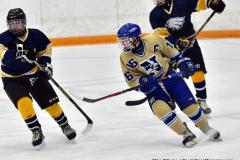 CIAC Ice Hockey; Focused on Newtown 7 vs. Mt. Everett 1 - Photo 389