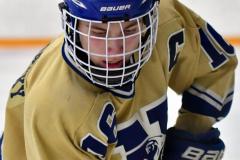 CIAC Ice Hockey; Focused on Newtown 7 vs. Mt. Everett 1 - Photo 659