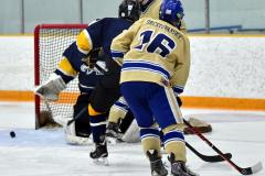 CIAC Ice Hockey; Focused on Newtown 7 vs. Mt. Everett 1 - Photo 708