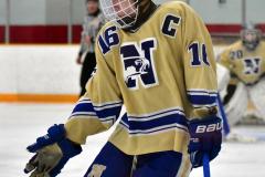 CIAC Ice Hockey; Focused on Newtown 7 vs. Mt. Everett 1 - Photo 828