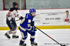 CIAC Ice Hockey; L.H.- H-K, Cogin. 8 vs Newtown 1 - Photo # (308)