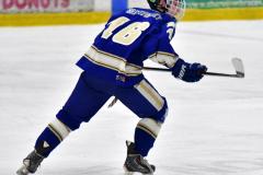 CIAC Ice Hockey; L.H.- H-K, Cogin. 8 vs Newtown 1 - Photo # (411)