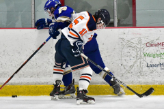 CIAC Ice Hockey; L.H.- H-K, Cogin. 8 vs Newtown 1 - Photo # (444)
