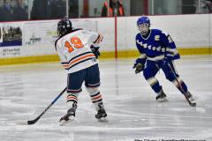 CIAC Ice Hockey; L.H.- H-K, Cogin. 8 vs Newtown 1 - Photo # (603)