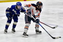 CIAC Ice Hockey; L.H.- H-K, Cogin. 8 vs Newtown 1 - Photo # (732)