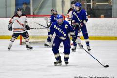 CIAC Ice Hockey; L.H.- H-K, Cogin. 8 vs Newtown 1 - Photo # (911)