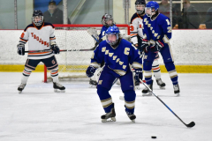 CIAC Ice Hockey; L.H.- H-K, Cogin. 8 vs Newtown 1 - Photo # (912)