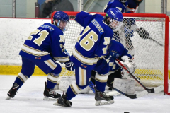 CIAC Ice Hockey; L.H.- H-K, Cogin. 8 vs Newtown 1 - Photo # (969)