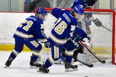 CIAC Ice Hockey; L.H.- H-K, Cogin. 8 vs Newtown 1 - Photo # (969)