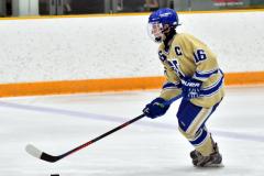 CIAC Ice Hockey; Newtown 2 vs. Daniel Hand 6 - Photo # 191