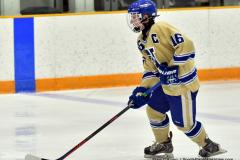 CIAC Ice Hockey; Newtown 2 vs. Daniel Hand 6 - Photo # 192