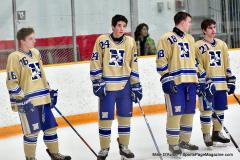 CIAC Ice Hockey; Newtown 2 vs. Daniel Hand 6 - Photo # 335