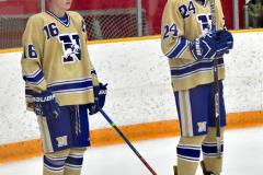 CIAC Ice Hockey; Newtown 2 vs. Daniel Hand 6 - Photo # 345