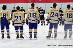 CIAC Ice Hockey; Newtown 2 vs. Daniel Hand 6 - Photo # 430
