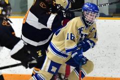 CIAC Ice Hockey; Newtown 2 vs. Daniel Hand 6 - Photo # 651