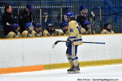 CIAC Ice Hockey; Newtown 2 vs. Daniel Hand 6 - Photo # 769