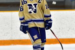 CIAC Ice Hockey; Newtown 2 vs. Daniel Hand 6 - Photo # 841