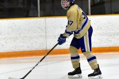 CIAC Ice Hockey; Focused on Newtown 7 vs. Mt. Everett 1 - Photo 072