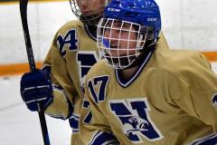CIAC Ice Hockey; Focused on Newtown 7 vs. Mt. Everett 1 - Photo 116