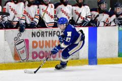 CIAC Ice Hockey; L.H.- H-K, Cogin. 8 vs Newtown 1 - Photo # (464)