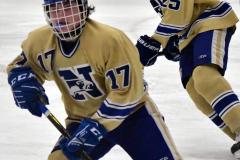 CIAC Ice Hockey; Newtown 2 vs. Daniel Hand 6 - Photo # 1167