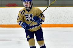 CIAC Ice Hockey; Newtown 2 vs. Daniel Hand 6 - Photo # 1451