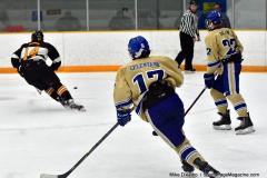 CIAC Ice Hockey; Newtown 2 vs. Daniel Hand 6 - Photo # 1455