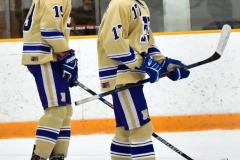 CIAC Ice Hockey; Newtown 2 vs. Daniel Hand 6 - Photo # 420
