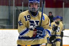 CIAC Ice Hockey; Focused on Newtown 7 vs. Mt. Everett 1 - Photo 032