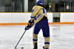 CIAC Ice Hockey; Focused on Newtown 7 vs. Mt. Everett 1 - Photo 160