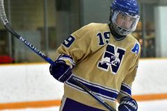 CIAC Ice Hockey; Focused on Newtown 7 vs. Mt. Everett 1 - Photo 598