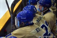 CIAC Ice Hockey; Focused on Newtown 7 vs. Mt. Everett 1 - Photo 920