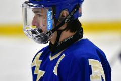 CIAC Ice Hockey; L.H.- H-K, Cogin. 8 vs Newtown 1 - Photo # (146)